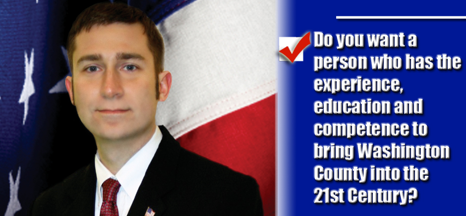 Matt Staniszewski for Washington County Prothonotary